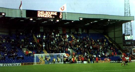 Shelbourne 3 Rangers 0